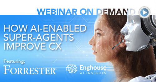 AI Insight webinar with analyst Forester