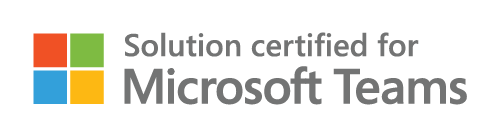 Solution Certified for MS Teams