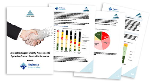 ContactBabel: Enghouse Interactive Agent Quality Assessment Whitepaper